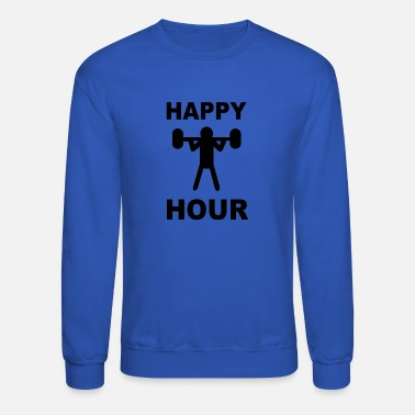 Hour Happy Hour - Unisex Crewneck Sweatshirt