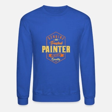 Genuine and trusted Painer - Unisex Crewneck Sweatshirt