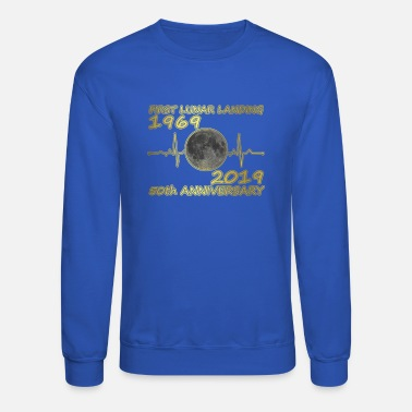 87a09243 Moon Landing Shirt 50th Anniversary 1969-2019 Gift Men's V-Neck T ...