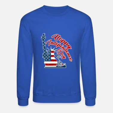 4th of july t-shirts - Unisex Crewneck Sweatshirt