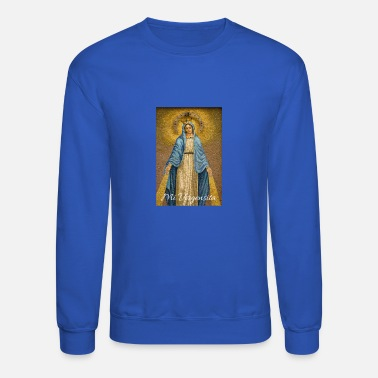 Mi Virgensita is Gold - Unisex Crewneck Sweatshirt