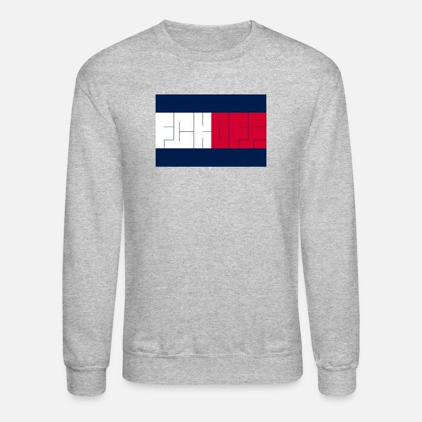 146dea96a Tommy Hilfiger Unisex Crewneck Sweatshirt   Spreadshirt