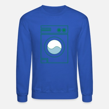Washing Machine washing machine - Unisex Crewneck Sweatshirt