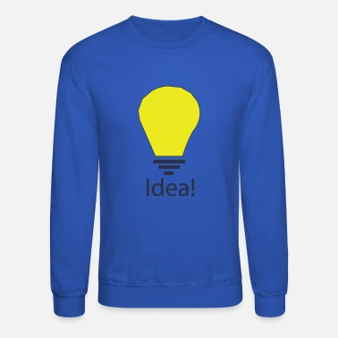 No Idea IDEA - Crewneck Sweatshirt
