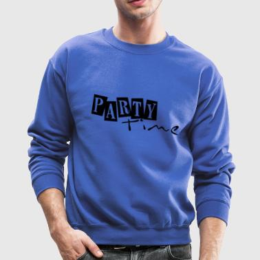 PARTY! - Crewneck Sweatshirt