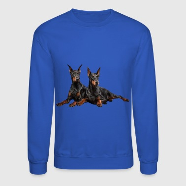 Dobermans - Crewneck Sweatshirt