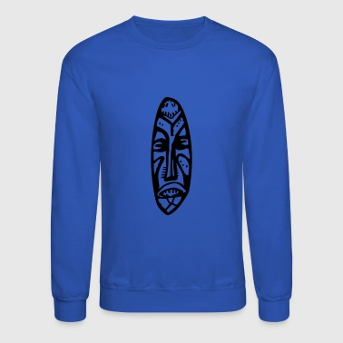 Mask - Crewneck Sweatshirt