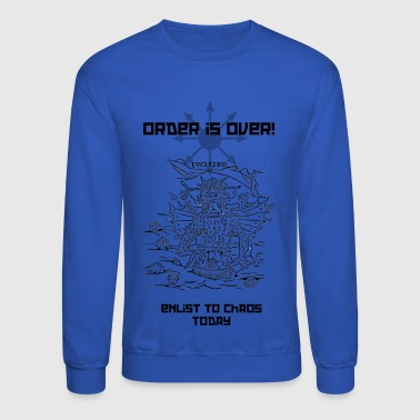Enlist to Chaos - Crewneck Sweatshirt