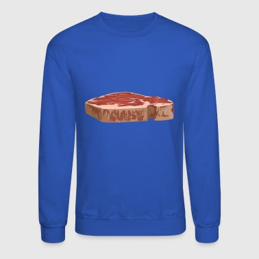 Steak Steak - Crewneck Sweatshirt