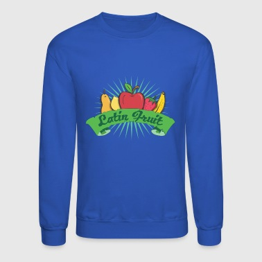 Latin Fruit - Crewneck Sweatshirt