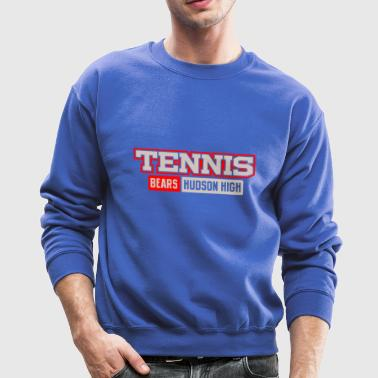 Tennis Bears Hudson High - Crewneck Sweatshirt