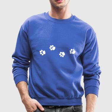 Paw Prints - Crewneck Sweatshirt