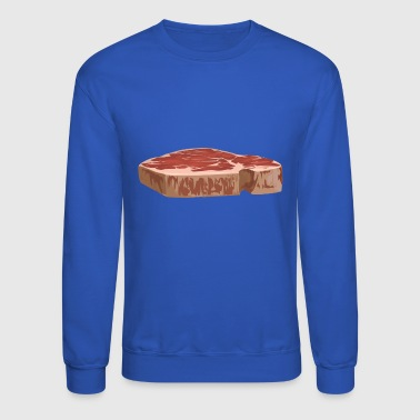 Steak - Crewneck Sweatshirt