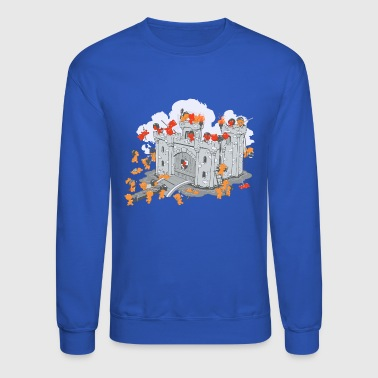 The Siege - Crewneck Sweatshirt
