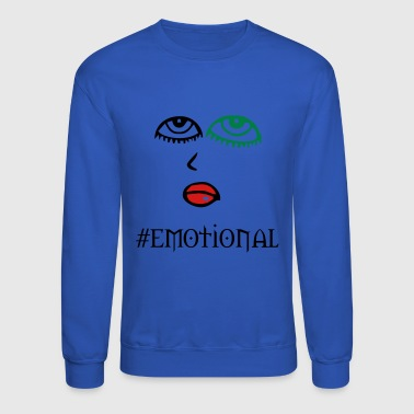 emotional - Crewneck Sweatshirt