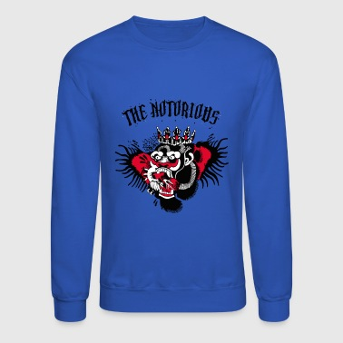 THE NOTORIOUS - Crewneck Sweatshirt