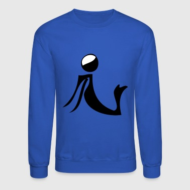 push - Crewneck Sweatshirt