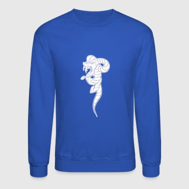 Serpent lite - Crewneck Sweatshirt
