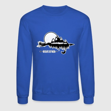Be Easy - Crewneck Sweatshirt