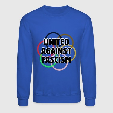 United Against Fascism - Crewneck Sweatshirt
