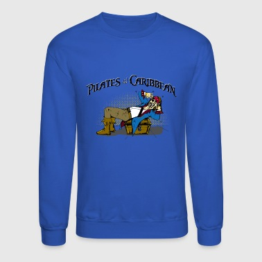 Pilates of the Caribbean - Crewneck Sweatshirt