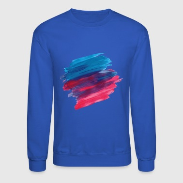 paint brush - Crewneck Sweatshirt