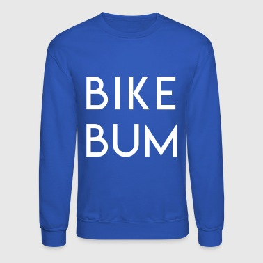 Bike bum - Crewneck Sweatshirt
