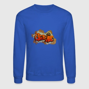 Bagio Fan Art by LMDRUMMER - Crewneck Sweatshirt