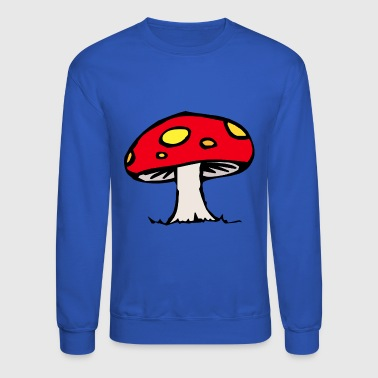 toad stool - Crewneck Sweatshirt