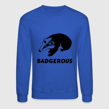 Badgerous - Crewneck Sweatshirt