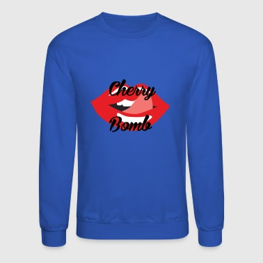 Cherrybomb Tongue - Crewneck Sweatshirt
