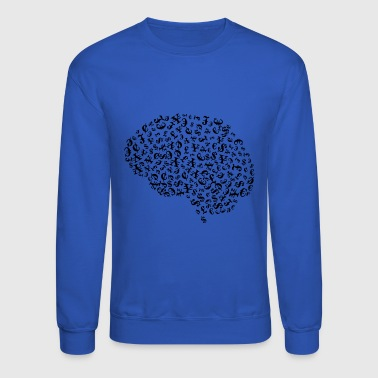 Money Brain - Crewneck Sweatshirt