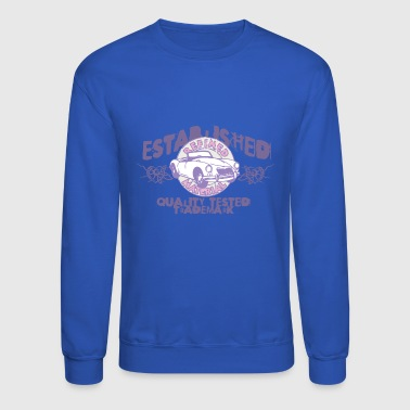 established - Crewneck Sweatshirt