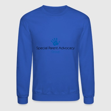 Special Parent Advocacy Group Logo - Crewneck Sweatshirt
