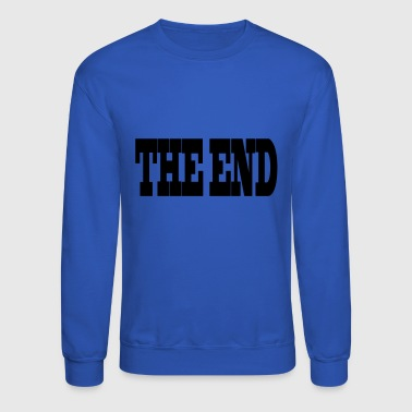 THE END - Crewneck Sweatshirt