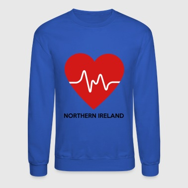 Heart Northern Ireland - Crewneck Sweatshirt