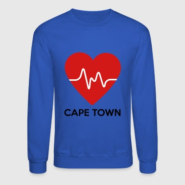 Heart Cape Town - Crewneck Sweatshirt