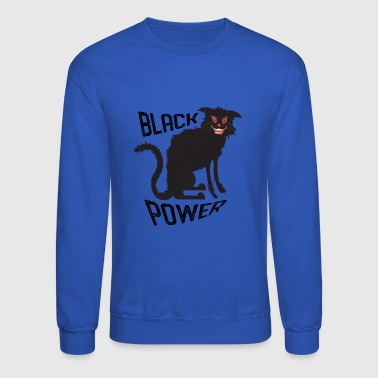 Black Power - Crewneck Sweatshirt