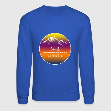 Seoul South Korea - Crewneck Sweatshirt