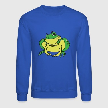 Boss of the toads - Crewneck Sweatshirt