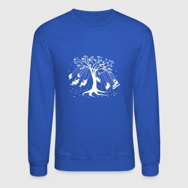 Amusement Tree - Crewneck Sweatshirt