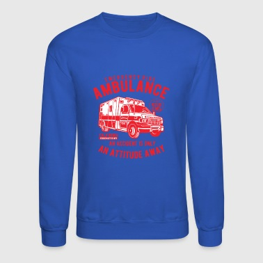 Ambulance - Crewneck Sweatshirt