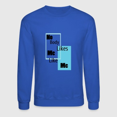 No BodyBlue1 - Crewneck Sweatshirt