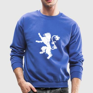 Distressed Lion | Renaissance Festival - Crewneck Sweatshirt