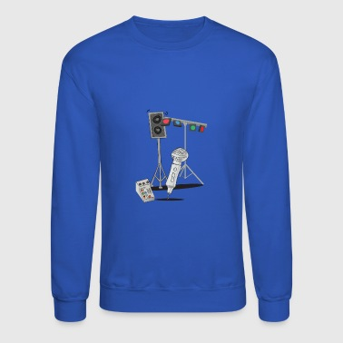 Stage set - Crewneck Sweatshirt