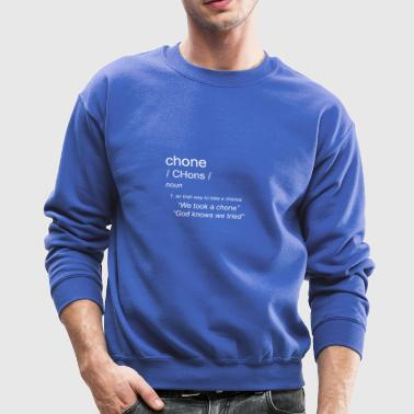 chone destination - Crewneck Sweatshirt