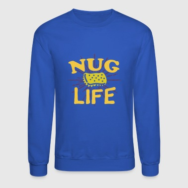 Chicken Nugget - Crewneck Sweatshirt