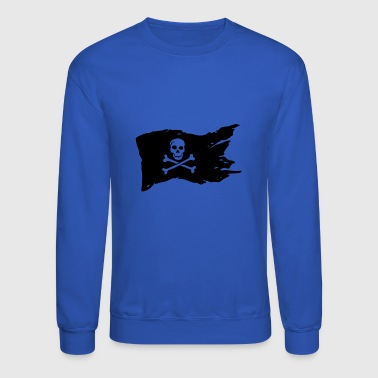 Pirate Flag - Crewneck Sweatshirt