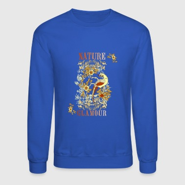 Nature glamour - Crewneck Sweatshirt