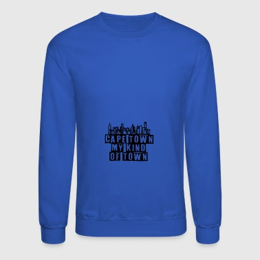 My Kind of Town Cape Town - Crewneck Sweatshirt